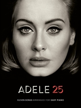 Picture of Adele 25 Easy Piano