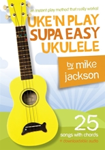 Picture of Uke N Play Supa Easy Ukulele Book/Audio Download