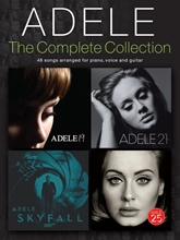 Picture of Adele The Complete Collection PVG