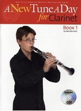 Picture of A New Tune a Day Clarinet Book 1 Book/CD