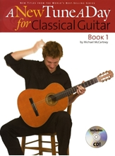 Picture of A New Tune a Day Classical Guitar Book 1 Book/CD