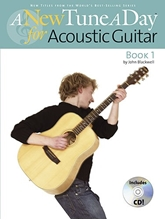 Picture of A New Tune a Day Acoustic Guitar Book 1 Book/CD