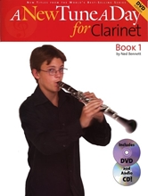 Picture of A New Tune a Day Clarinet Book 1 Book/CD/DVD