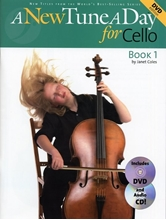 Picture of A New Tune a Day Cello Book 1 Book/CD/DVD