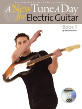 Picture of A New Tune a Day Electric Guitar Book 1 Book/CD