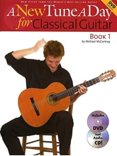 Picture of A New Tune a Day Classical Guitar Book 1 Book/CD/DVD