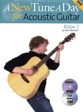Picture of A New Tune a Day Acoustic Guitar Book 1 Book/CD/DVD