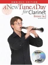 Picture of A New Tune a Day Clarinet Books 1 & 2 Book/CD