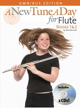 Picture of A New Tune a Day Flute Books 1 & 2 Book/CD
