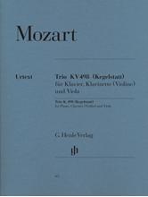 Picture of Trio in E flat major K 498