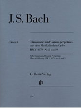 Picture of Trio Sonata from Musical Offering BWV 1079 Nos 8 & 9