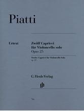 Picture of 12 Capricci Op 25