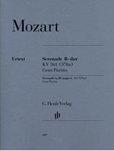Picture of Serenade Gran Partita in Bb Major K 361