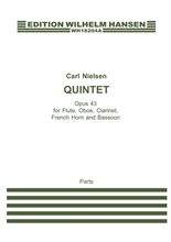 Picture of Wind Quintet Op 43 - Set of parts