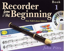 Picture of Recorder From The Beginning Pupils Bk 1 Bk/CD Revised Edition