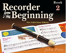 Picture of Recorder From The Beginning Pupils Book 2 Revised Ed