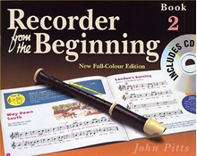 Picture of Recorder From The Beginning Pupils Bk 2 Bk/CD Revised Edition