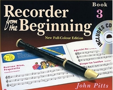 Picture of Recorder From The Beginning Pupils Bk 3 Bk/CD Revised Edition