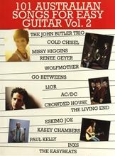 Picture of 101 Australian Songs for Easy Guitar Volume 2