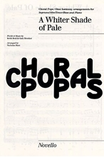 Picture of Harum: A White Shade of Pale SATB/Pno