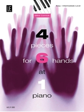 Picture of 4 Pieces For 6 Hands At 1 Piano