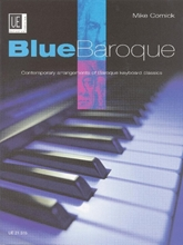 Picture of Blue Baroque Piano
