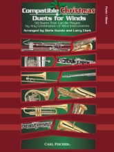 Picture of Compatible Christmas Duets for Winds Flute