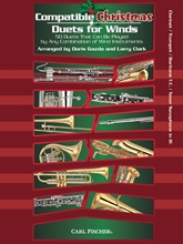 Picture of Compatible Christmas Duets for Winds Clarinet/Trumpet