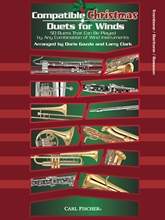 Picture of Compatible Christmas Duets for Winds Trombone