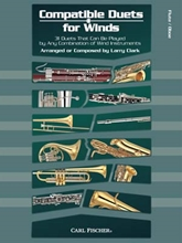 Picture of Compatible Duets For Winds Flute/Oboe