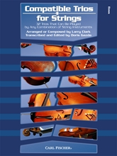 Picture of Compatible Trios For Strings Double Bass