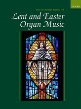 Picture of Oxford Book Of Lent & Easter Organ Music