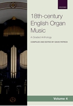 Picture of 18th Century English Organ Music Volume 4