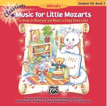 Picture of Classroom Music for Little Mozarts: Student CD Book 1