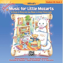 Picture of Classroom Music for Little Mozarts: Student CD Book 2