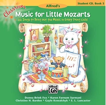Picture of Classroom Music for Little Mozarts: Student CD Book 3