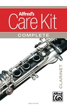 Picture of Care Kit Complete Clarinet