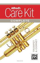 Picture of Care Kit Complete Trumpet or Cornet