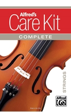 Picture of Care Kit Complete Violin or Viola