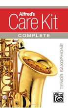 Picture of Care Kit Complete Tenor Saxophone