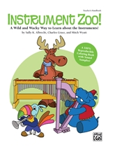 Picture of Instrument Zoo Bk/CD