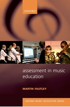 Picture of Assessment in Music Education