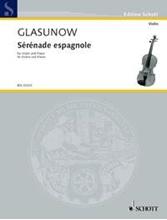 Picture of Serenade Espagnole Violin/Piano