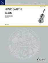 Picture of Sonata Op 25 No 3 Cello Solo