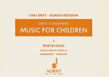 Picture of Music For Children Volume 1 - Pentatonic