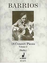 Picture of 18 Concert Pieces Bk 2 Guitar