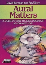Picture of Aural Matters Bk/2Cd