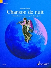 Picture of Chanson De Nuit Collection For String Quartet