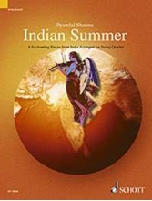 Picture of Indian Summer Collection For String Quartet