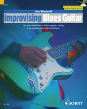 Picture of Improvising Blues Guitar Bk/Cd